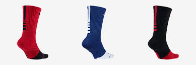 s basketball socks nike