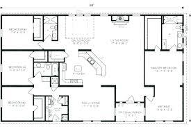 4 bedroom ranch floor plans simple house plans 4 bedroom fokusinfrastruktur com