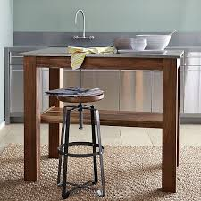industrial kitchen table furniture of rustic industrial kitchens