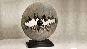 home sculptures 15 artistic and abstract table sculptures home design lover