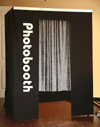make your own photo booth do your own photo booth design decoration