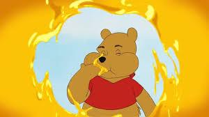 pooh bear u0026 honey gif imgur