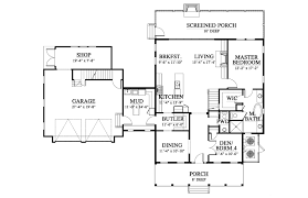 ramsey 15324 house plan 15324 design from allison ramsey first floor plan 1781 sq ft elevation second floor plan