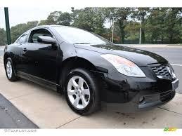 nissan altima coupe new jersey super black 2008 nissan altima 2 5 s coupe exterior photo