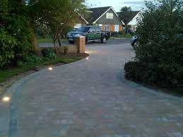 Outdoor Driveway Lighting Fixtures Great Outdoor Driveway Lights Recessed Dek Dot Led Light