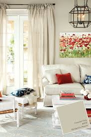 may june 2016 catalog paint colors ballard designs how to decorate benjamin moore s coastal fog paint color in ballard designs living room