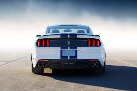 95 mustang gt rear end hear the demonic roar of the 2016 ford shelby gt350r mustang