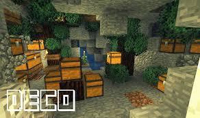 deco chambre minecraft minecraft creer une salle des coffres ancienne minecraft