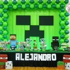 minecraft backdrop minecraft birthday party ideas backdrops squares and birthdays