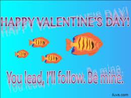 fish valentines be mine fish valentines free ecard is free quotes and