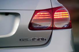 lexus hybrid discontinued lexus prices u s spec 2010 gs and gs450h hybrid facelift models
