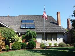 Pvc Pipe Flag Pole Flag Pole Solar Light With Pictures