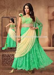 indian clothing fancy fashion long anarkali suits buy women