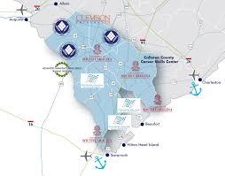 Clemson Campus Map Southern Carolina Regional Development Alliance Education And