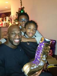 titus o neil on i got my own special decked out