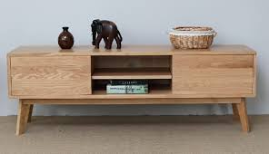 Tv Bench Oak Japanese Style Solid Wood Tv Cabinet Coffee Table Cabinet White