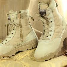 s army boots uk s side zip combat shoes patrol army tactical security
