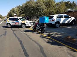 bloemfontein 63 year old man sustains severe leg injuries in bike