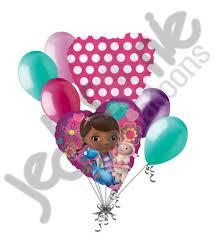 heart balloon bouquet disney doc mcstuffins heart balloon bouquet jeckaroonie balloons