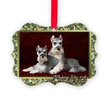 28 miniature schnauzer ornaments miniature schnauzer ornament