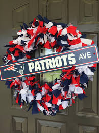 football decorations sports decor new england patriots nfl fabric