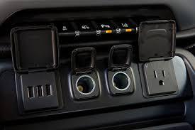 Usb Port For Car Dash Chevrolet Gmc Pack Usb Ports Into 2014 Pickups Pickuptrucks Com