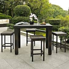 Wrought Iron Patio Furniture Set by Wrought Iron High Top Patio Table Set High Top Patio Table Set