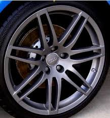 rs6 wheels ral color code
