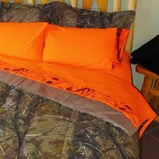 Camouflage Sheet Set Blue Kids Camouflage Bedding Cabin Place