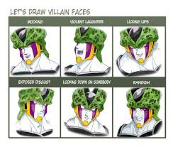 Cell Meme - let s draw villain faces meme cell by yeomaria on deviantart
