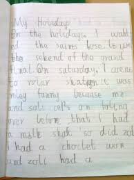 three little pigs writing paper extending writing using a recount exemplar with 5 6 year olds cheers nina