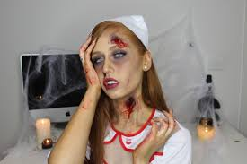 zombie nurse sarah louise brown youtube