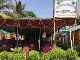 omkar restaurant and beach bungalows agonda india booking com