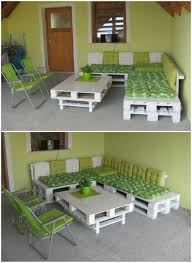 my pallets balcony set u2022 1001 pallets