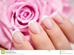 french nails royalty free stock image image 213916
