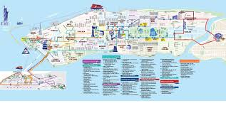 Map Of Brooklyn Ny New York City Hop On Hop Off Tour And Harbor Cruise In New York