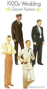 grooms wedding attire 1920s grooms and groomsmen attire