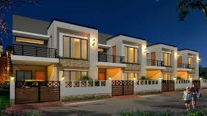 row houses shivansh paradise sm global group
