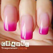 gel len chameleom temperature color changing gel nail polish 60