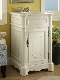 Inch Vira Vanity Space Saving Vanity Powder Room Sink - 21 inch wide bathroom cabinet