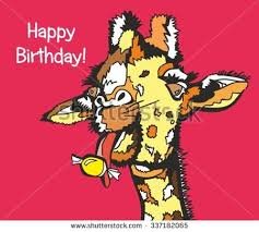 happy birthday card stock vector 337182065 shutterstock
