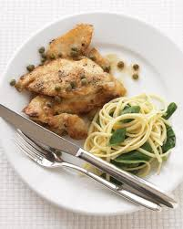 Chicken Piccata Cooking Light Chicken Piccata