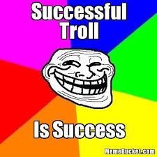 Troll Meme Images - successful troll create your own meme