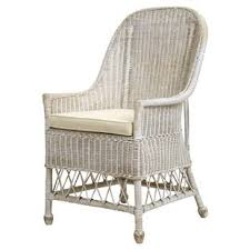 Rattan Accent Chair Rattan Wicker Accent Chairs Joss