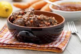 cuisiner jarret de porc recette jarret de porc aux lentilles 750g