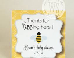 bee baby shower bee baby shower etsy