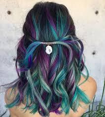 dye bottom hair tips still in style best 25 peacock hair color ideas on pinterest peacock hair