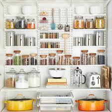 Potato Storage Container Kitchen White Elfa Utility Reach In Pantry The Container Store