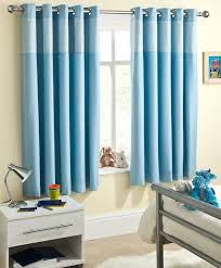 Room Darkening Curtains For Nursery Enchanting Baby Blue Blackout Curtains Designs With Ba Room