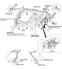 repair guides exterior sunroof panel autozone com